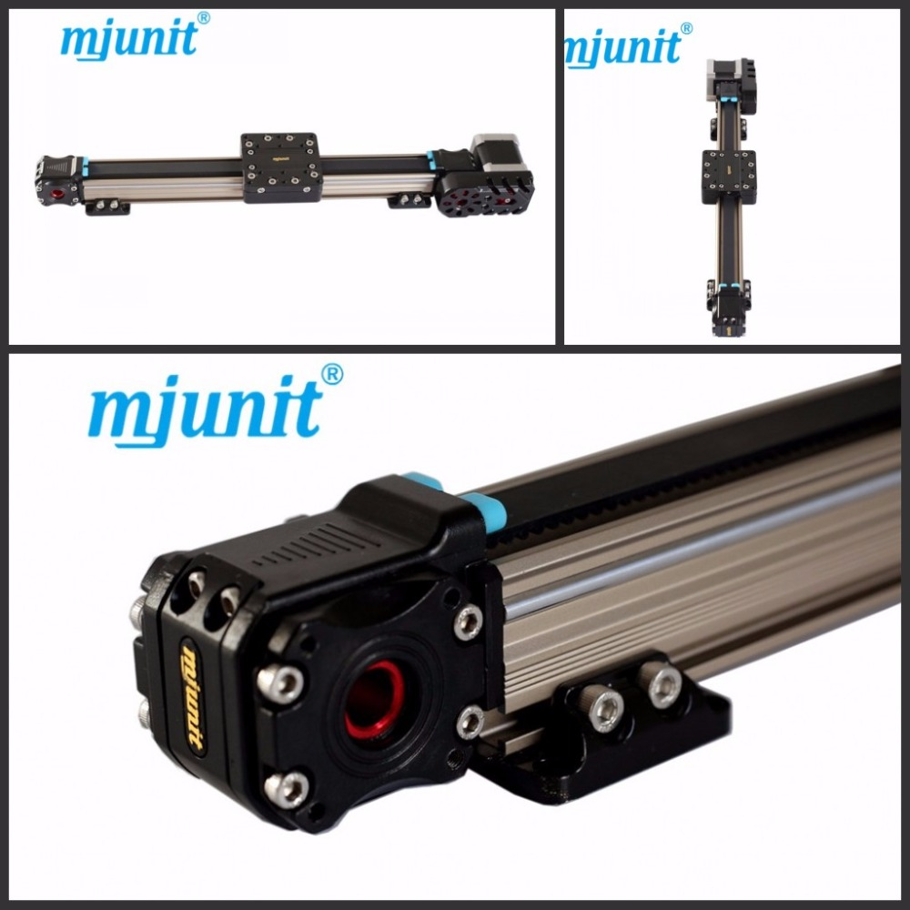 MJ30 and MJ45 with 1000mm total length flange linear bearing linear rail /Belt drive linear actuator and linear motion linear axis with toothed belt drive belt drive linear rail reasonable price guideway 3d printer linear way