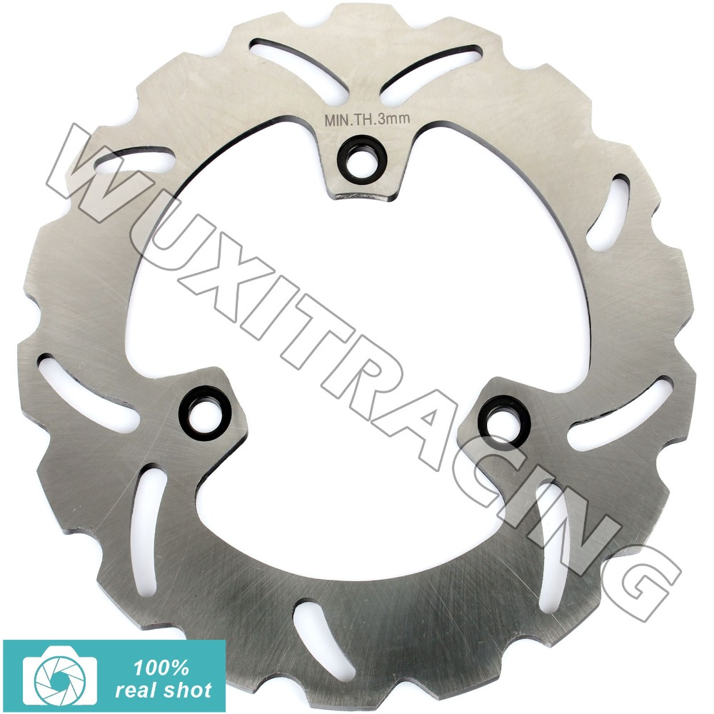 ФОТО Rear Brake Disc Rotor fit for Honda CBR F/F2 400 85 86 87 NSR400 85-88 VFR R 400 86-88 CBR 250 R 88 89 NSR 250 R SP 90 91 92 New