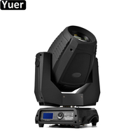 350W Zoom Moving Head Light Beam 17R Moving Spot Gobo/Colour /Wash With 16+24 Prism DMX512 Professional DJ Party Stage Lights