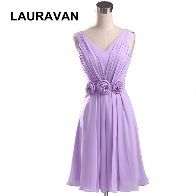 Women Plus Size Brides Maid Lavender Elegant V Neck Bridesmaids Dresses Lilac Corset Size 8 Bridesmaid Dress Gowns Under 100