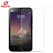 hacrin Xiaomi Mi2 Tempered Glass 9H 2.5D Premium Screen Protector Film Accessory For Xiaomi Mi 2S Mi2S Cell Phone