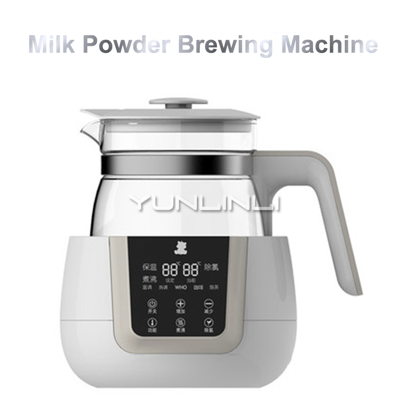 Thermostat Electric Kettle Infant Milk Powder Brewing Machine Electric Water Boiler HL-0856 hl series desk top commercial water boiler machine milk warmer boiler for coffee bar shop 6 liters