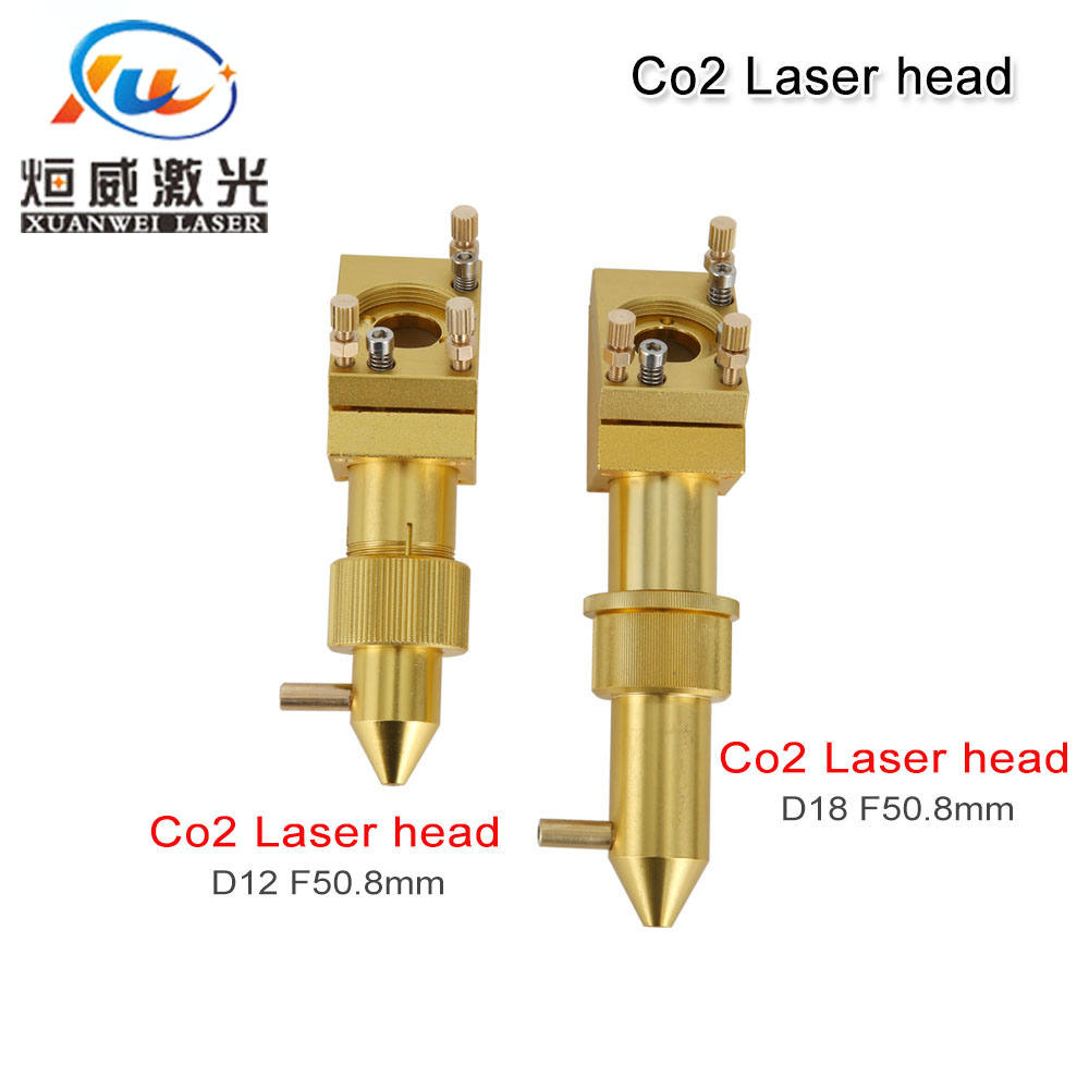 K Series Co2 Laser Head Set for 2030 4060 K40 Laser Engraving Cutting Machine agents wanted Factory Sale
