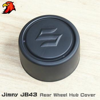 Tylna piasta koła pokrywa centrum dla suzuki jimny JB43 oryginalna wymiana tanie i dobre opinie Blizzard Motors Z tyłu Plastic 15 Inches