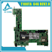 T100TA for ASUS Mainboard 64G T100TA REV2.0 motherboard 100% fully tested