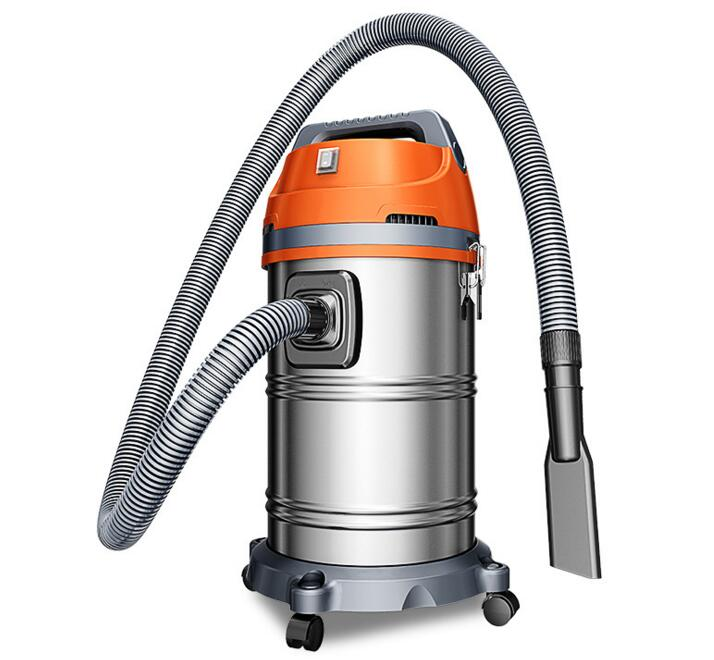Vehicle Vacuum Cleaner Small-size Household/Commercial Dust Cleaner 30L Dust Catcher JN-502 jn 11161029jn