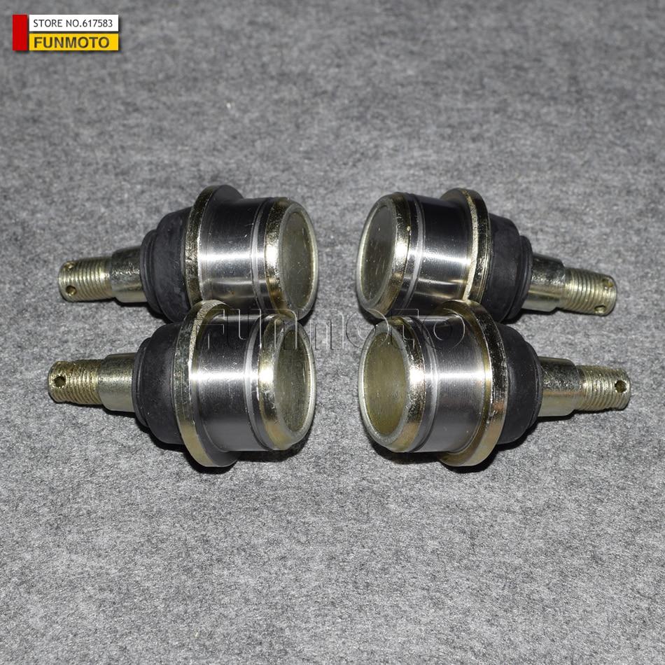 4 pièces ROTULE DE XINYANG 500CC VTT/PANDA 500 VTT/ODES 800CC VTT