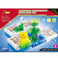 Electric Science Kit- amazing bubble science,flying disc,Splashing Fountain,Turbo Air 4 scientific experiments challenge set