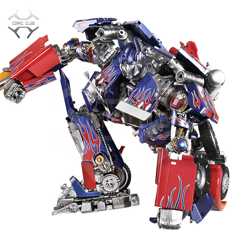 COMIC CLUB BMB LS03 LS03p Movie OP Commander Transformation Film MPM04 Ko Oversize Enlarge Alloy Diecast Figure Robot Toy