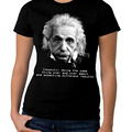 T shirt Men Albert Einstein Tshirt  Gravitational Waves T-shirt  Cotton Short Sleeve O Neck Tops Tshirt Homme Wholesale