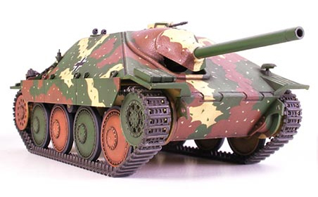 1/48 World War II German Hunter Tank Destroyer Medium Type 32511 image