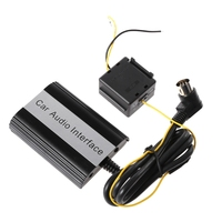 Handsfree Car Bluetooth Kits MP3 AUX Adapter Interface For Volvo HU series S60