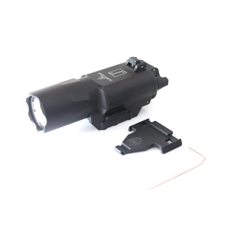 hunting accessories Tactical X300U Ultra High Output LED 500 Lumens weapon Light for hunting