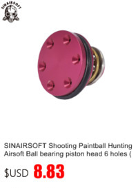 Shs R85 Gear Set L85 Airsoft CNC engrenages métal L85 Airsoft Noir Vendeur Britannique