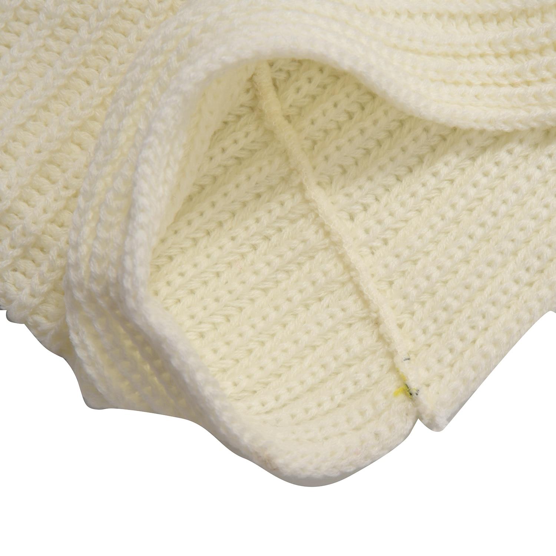 SAF 2016 Nueva caliente de las mujeres de invierno blanco tejido de ...