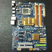 Для Gigabyte GA-EP43-DS3L оригинальная б/у настольная материнская плата EP43-UD3L P43 Socket LGA 775 DDR2 ATX в продаже