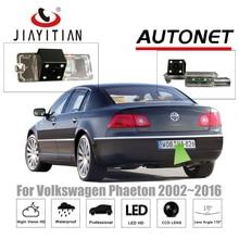 Câmera Traseira Para Volkswagen vw Phaeton JIAYITIAN 2002 2005 2008 2012 2016 Visão CCD Noite câmera de segurança da placa da câmera