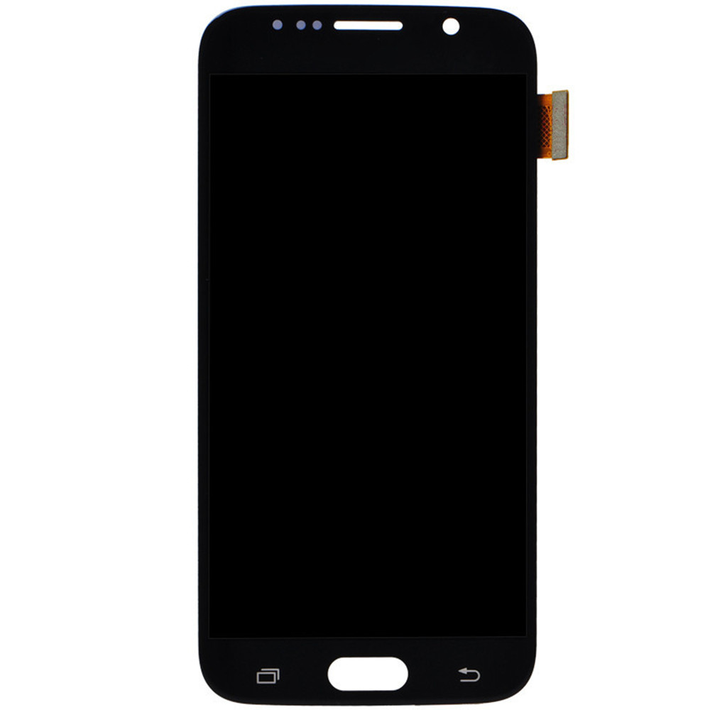 Image 2 - IPS 5.1 G920F lcd For SAMSUNG S6 Display G920 G920F LCD Display Digitizer Touch Screen For Galaxy S6 lcd-in Mobile Phone LCD Screens from Cellphones & Telecommunications