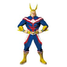 Original Banpresto My Hero Academia Age of Heroes Statue Figurine Vol.1 + 1 Anime Them Figure Brinquedos Figures