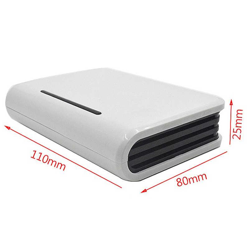 Caja de red de instrumentos Wifi caja electrónica pequeña caja de plástico enrutador caja de conexiones caja de plástico