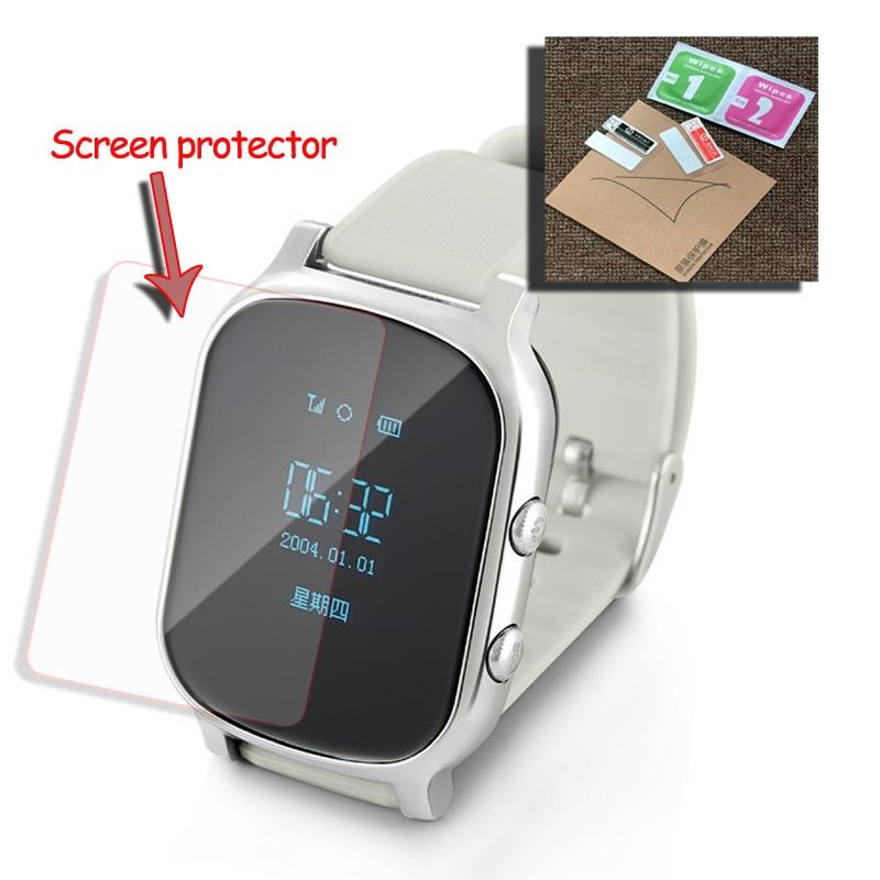 YH стеклянная Защитная пленка для экрана для Q50, умные часы для детей Q50, T58, Y3, умные часы, защитная пленка для экрана