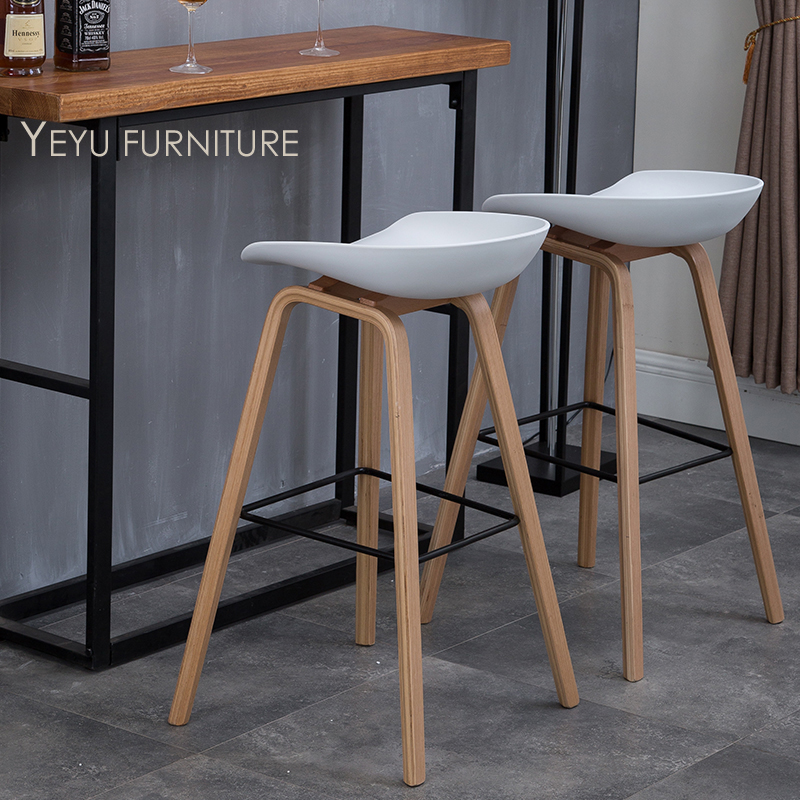 Bar Stools Ikayaa 2pcs Modern Metal Bar Stools With Footrest Counter Pub Stool Padded Seat Kitchen Chairs Home Bar Furniture Us De Stock Colours Are Striking