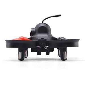 Image 5 - 5.8G 40CH 800TVL 25MW kamera FPV z baldachimem dla E010 H36 Tiny Whoop DIY zdalnie sterowany mini dron rama nadajnik wideo OSD AIO Beta VTX