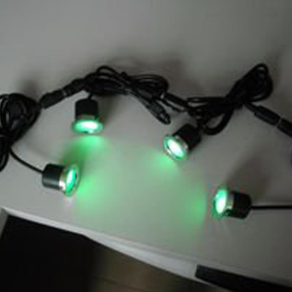 Светодиодные палубе свет 10 шт./лот 32 ММ Супер Малый Размер Водонепроницаемый IP65 открытый встраиваемый светодиодный свет Палубе Свет