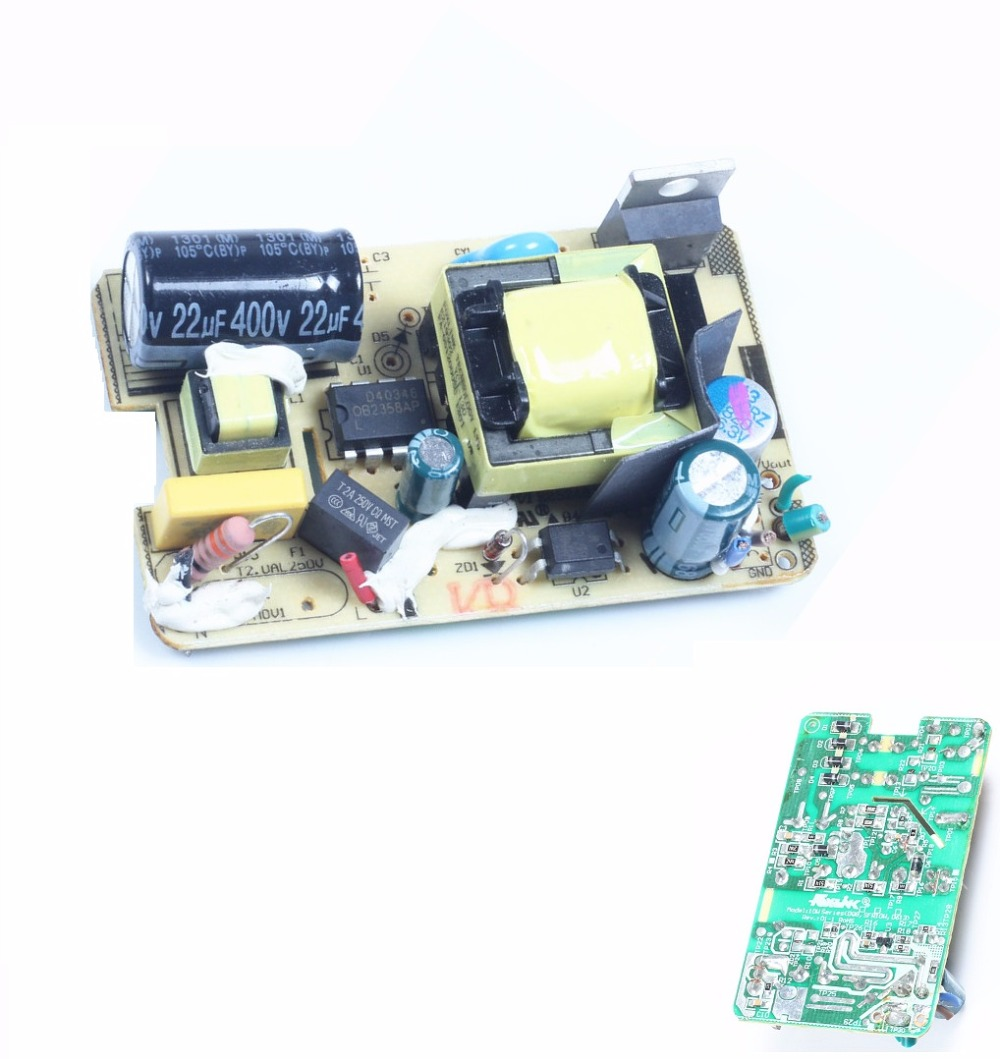 3pcs AC-DC 5V 2.5A Switching Power Supply Module 5V 2500MA Bare Circuit Board for Replace/Repair 5v 4 8a 9v15v24v power module 220v to 5v ac dc direct switching power supply isolated ha05n48
