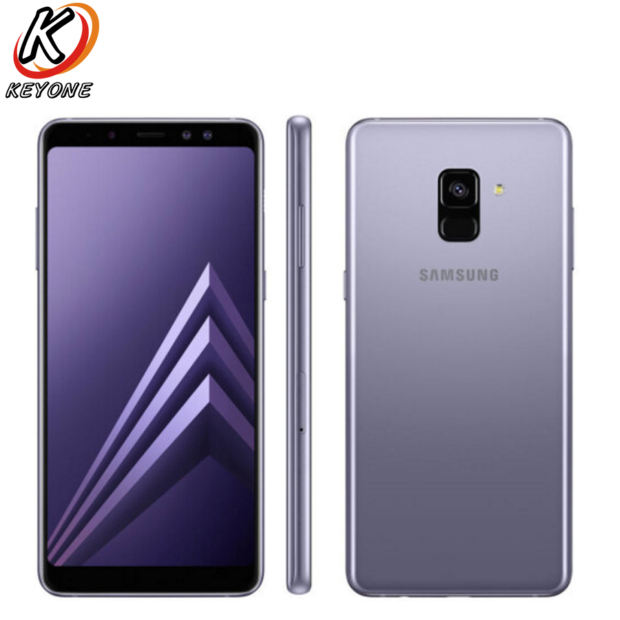 New Samsung Galaxy A8 Plus D/S A730FD Mobile Phone 6.0 6GB RAM 64GB ROM Octa Core 3500mAh Dual Front Camera Smart Phone