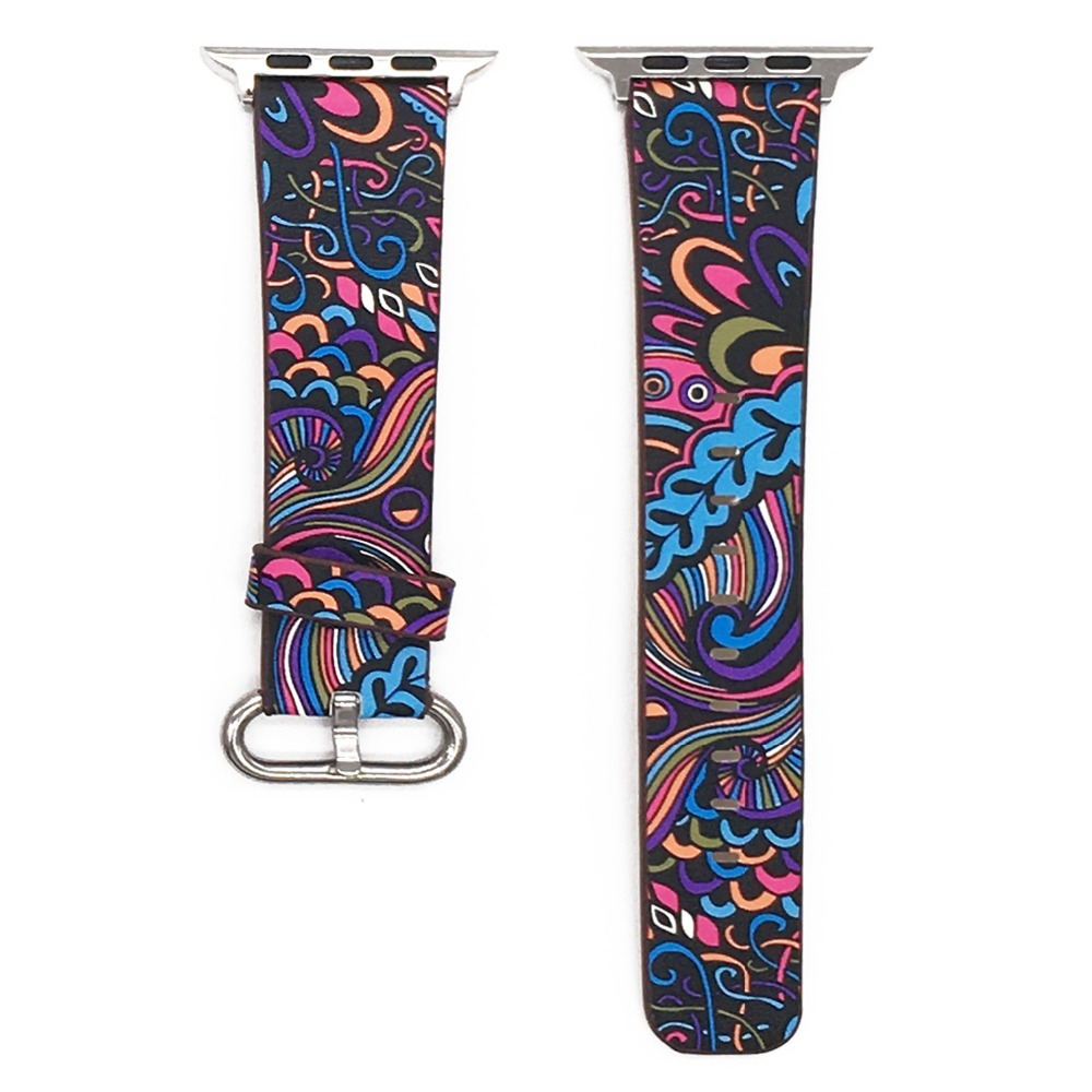 Floral Print Band for Apple Watch 31
