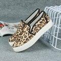 Обувь Женщина Женщины Беременные Обувь ткани обувь Квартиры Мокасины Поскользнуться На женщин Плоские Туфли Sapato Feminino D25