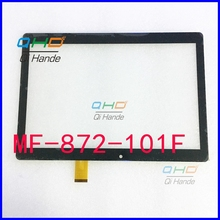 Новый 10.1 »дюймовый MF-872-101F FPC Сенсорный Экран Панели Дигитайзер Датчик Замена Запасных Частей Бесплатная Доставка