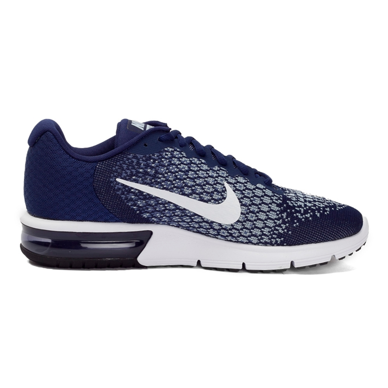 Original New Arrival 17 NIKE AIR MAX SEQUENT 2 Men's Running Shoes Sneakers 28