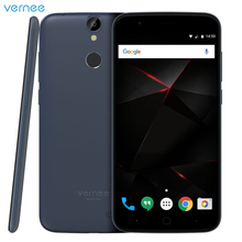 """Original 4G Vernee Thor 16GB/3GB Fingerprint Identification 5.0"""" Android 6.0 MTK6753 Octa Core up to 1.3GHz OTG Cell Phones"""