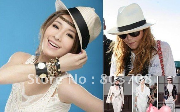 Wholesale crazy summer straw fedora hat -in Fedoras from Apparel  Accessories on Aliexpress.com  2a23a4df5c9
