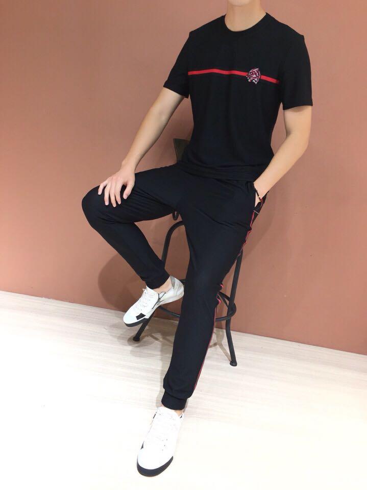 YBH04985 Модные мужские наборы для ухода за кожей 2019 взлетно посадочной полосы Роскошные Известный европейский дизайн вечерние стиль