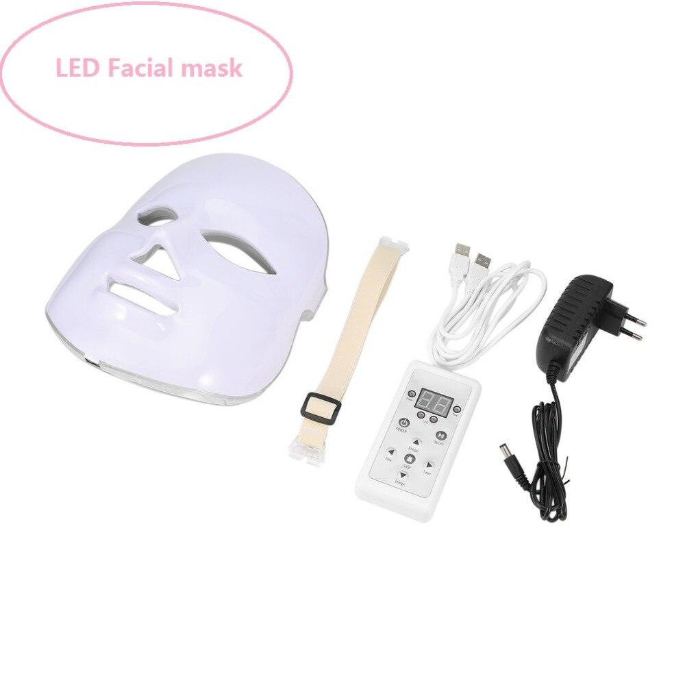 Korean Photodynamic LED Facial Mask Home Use Beauty Instrument Anti acne Skin Rejuvenation LED Photodynamic Beauty Face Mask Korean Photodynamic LED Facial Mask Home Use Beauty Instrument Anti acne Skin Rejuvenation LED Photodynamic Beauty Face Mask