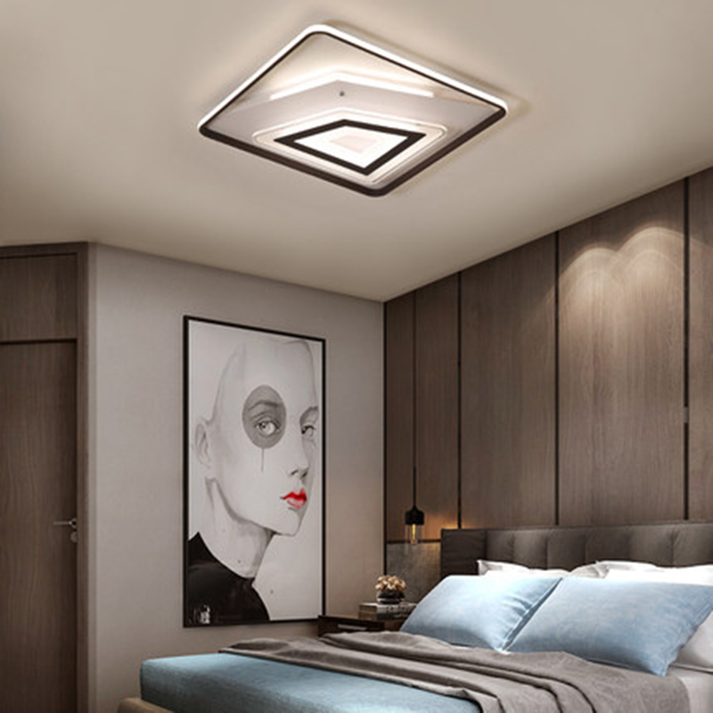 Ceiling light hotel bar simple dimming remote control contemporary Decorative dining bedroom fixtures modern led ceiling lampCeiling light hotel bar simple dimming remote control contemporary Decorative dining bedroom fixtures modern led ceiling lamp