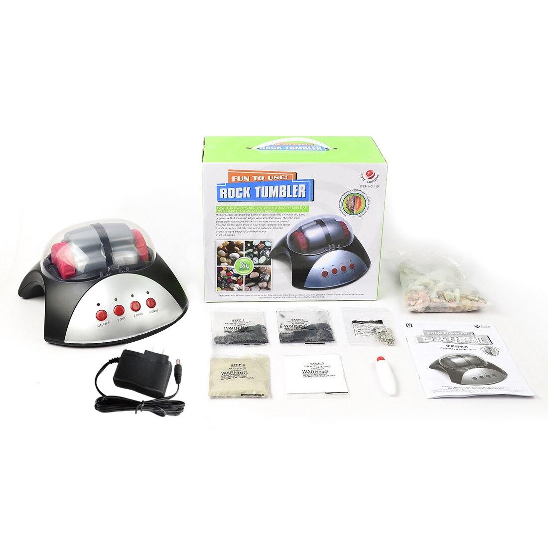 Bricolage enfants Rock gobelet Science et éducation série polisseuse Machine apprentissage précoce jouets éducatifs pour les enfants - 2