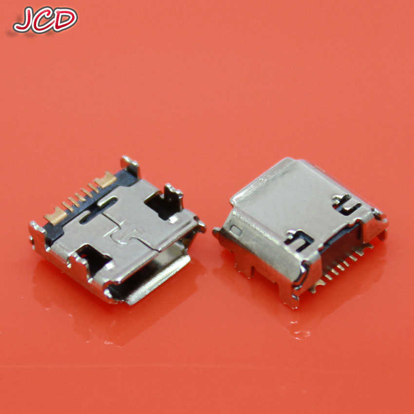 JCD New For Samsung Galaxy c6712 c6352 C6752 new micro mini USB Charging Port Charger jack socket Connector Dock plug female