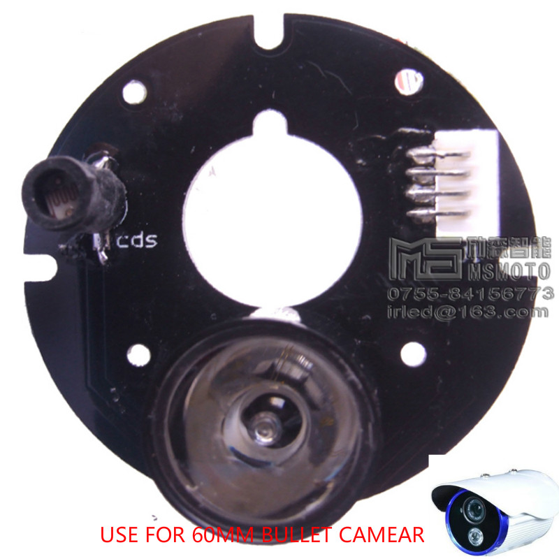 1PCS 42mil 3W Array Infrared Illuminator IR LED Board For CCTV Security Bullet Camera Outdoor Surveillance Accessory