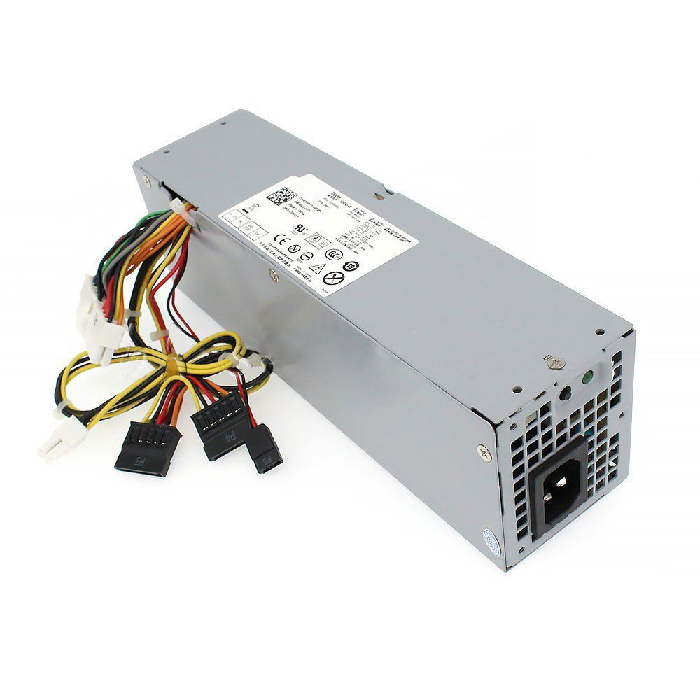 NEW For Dell Optiplex H240ES-00 H240AS-00 AC240ES-00 AC240AS-00 L240AS Power Supply k345r 305w power supply for dell optiplex 980 f305p 00