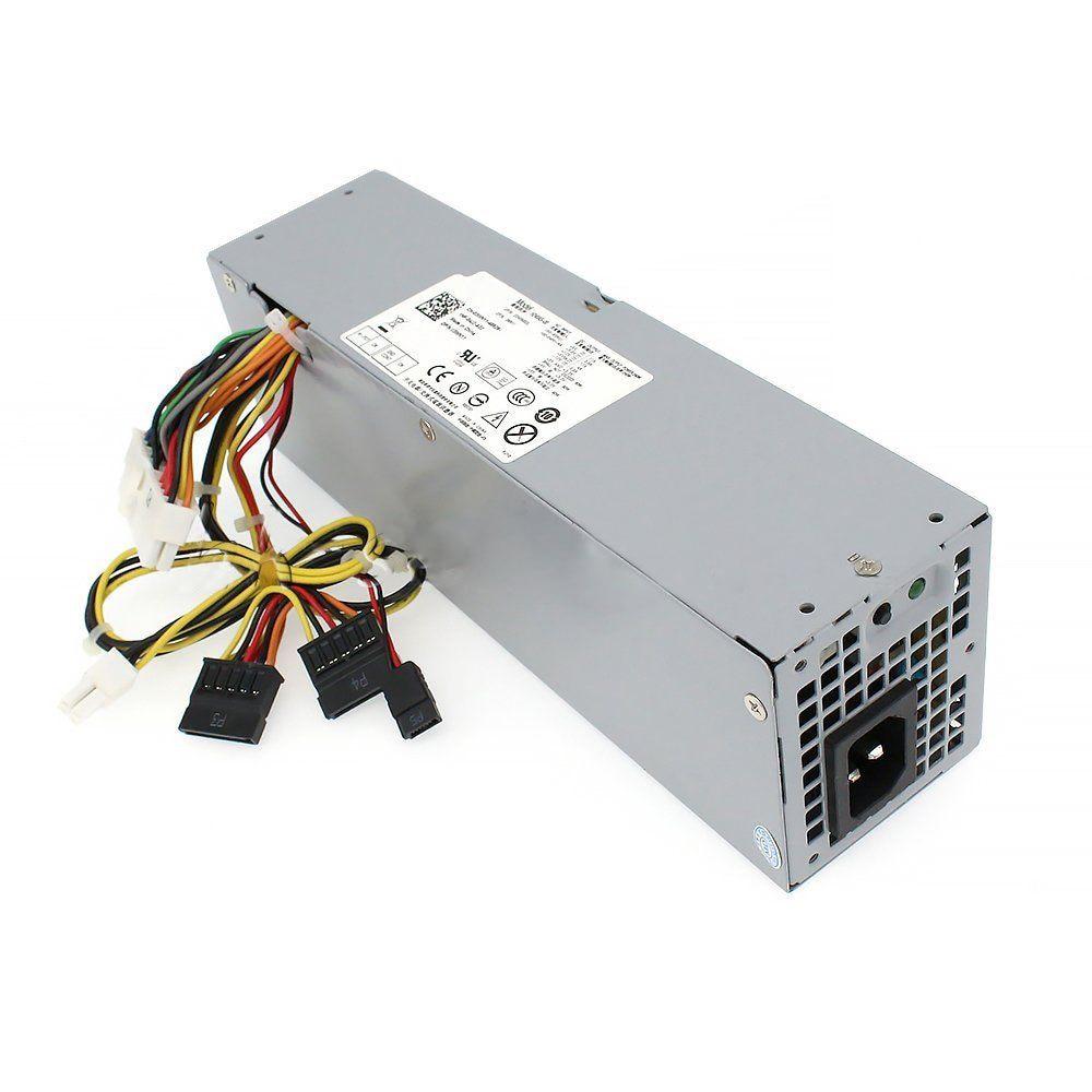 9D9T1 Dell 265watt Power Supply For Optiplex 790 990 Mt Sub D3d1c Renewed