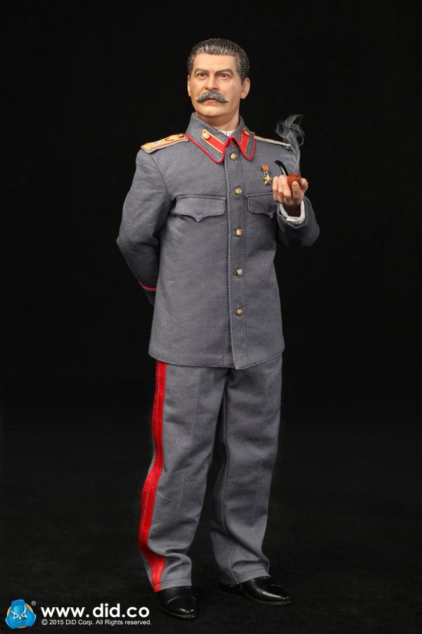 1/6 scale Military Figure doll WWII Soviet leader Stalin