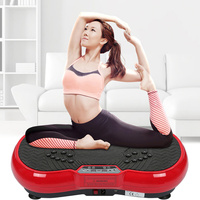 Magnetic Therapy Vibration Fitness Massager Slimming Fat Burning Exercise Equipment Muscle Workout Equipment with Drawstring HWC