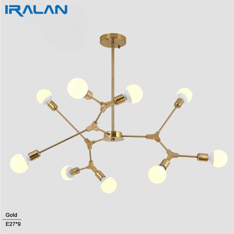 Nordic Modern E27 Pendant Lights Art Restaurant Pendant Lamps Light Dining room Hanging lamps Lamparas Techo Decoration Lighting