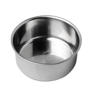 Accessories Container Seasoning-Bowl Stainless-Steel Kitchen Outdoor Pot-Tool Heat-Resistant