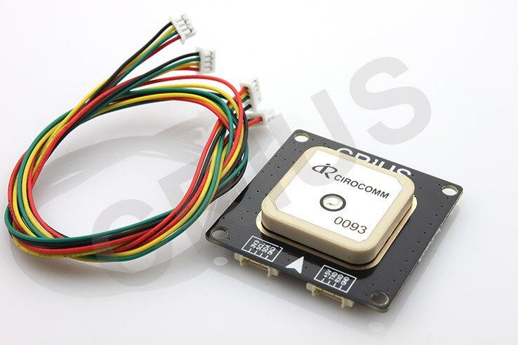 CRIUS APM Pixhawk LEA-6H GPS Module w/Compass HMC5883L for APM Flight Controller