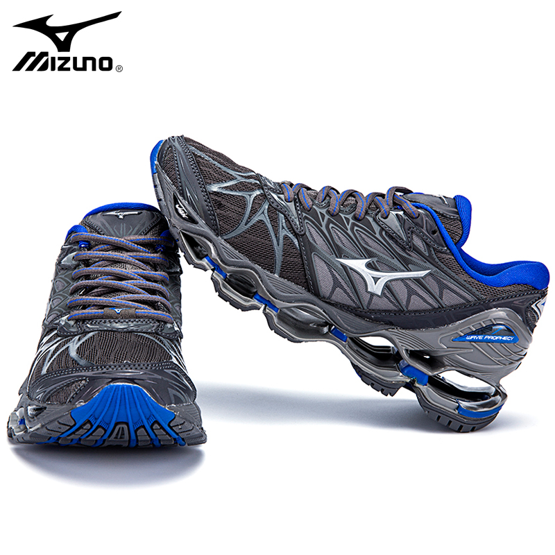 Mizuno Wave Prophecy 7 Professional sports Men Shoes tenis mizuno homens Outdoor Men Good Quality Weightlifting Shoes size 40-45 цена